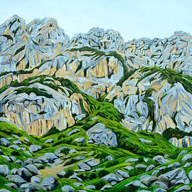 Ajay Harit - Grey Mountains