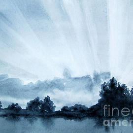 Kathy Braud - Greyscale Landscape 2
