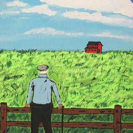 Jeffrey Koss - Griff and The Red Barn