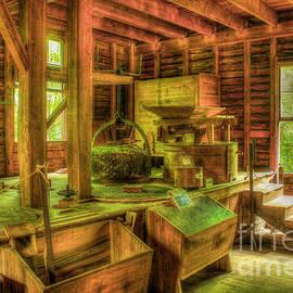 Reid Callaway - GrindingWorks Mingus Mill Great Smoky Mountains Art