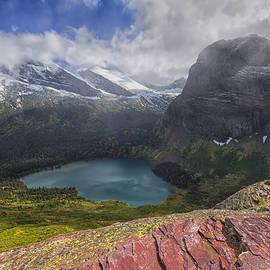 Mark Kiver - Grinnell Lake Overlook