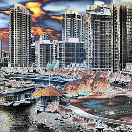 Groovy Vancouver by Bill Kellett