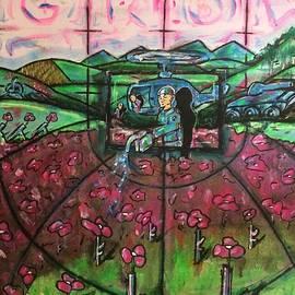 Grow Peace by Brandon Carlock