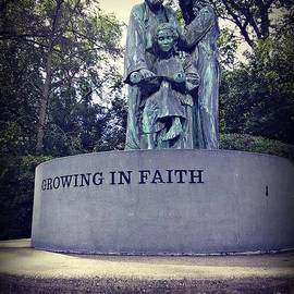 Growing In Faith by Frank J Casella