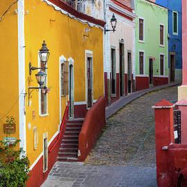 Inge Johnsson - Guanajuato Street