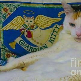 Guardian kitty by William H Freeman Jr