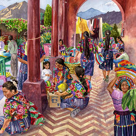 Guatemalan Marketplace