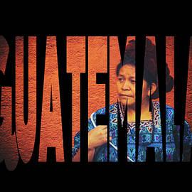 Totto Ponce - Guatemalan Poster