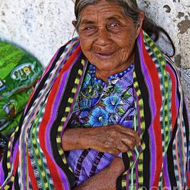 Tatiana Travelways - Guatemalan woman