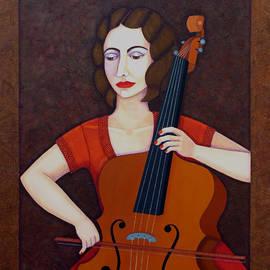 Madalena Lobao-Tello - Guilhermina Suggia - Woman cellist of fire