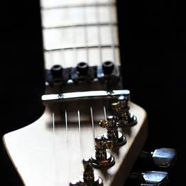 Guitar Neck by Angela Murdock