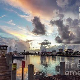 Gulfport Harbor Colors