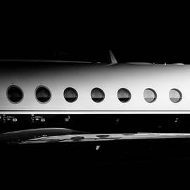 Gulfstream V Windows