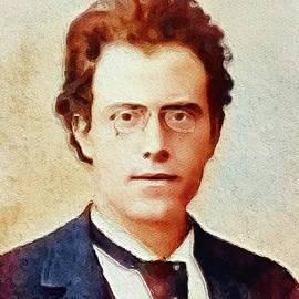 Gustav Mahler, Famous Composer - John Springfield