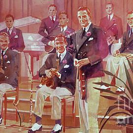 David Lloyd Glover - Guy Lombardo The Royal Canadians