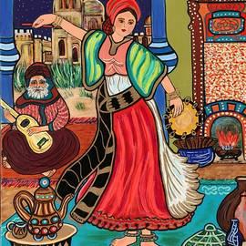 Susie Grossman - Gypsy Dancer
