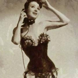 Mary Bassett - Gypsy Rose Lee