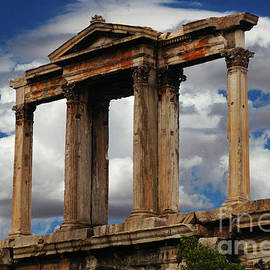 Bob Christopher - Arch Of Hadrian Athens