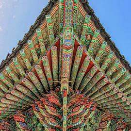 Haedong Yonggungsa Temple by Russell Alexander