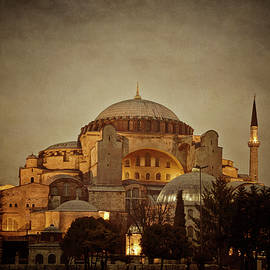 Joan Carroll - Hagia Sophia Istanbul Turkey Night