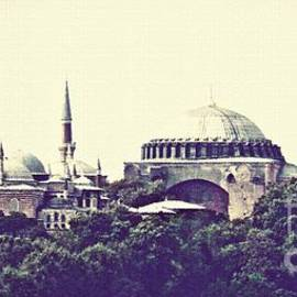 Sarah Loft - Hagia Sophia Panorama