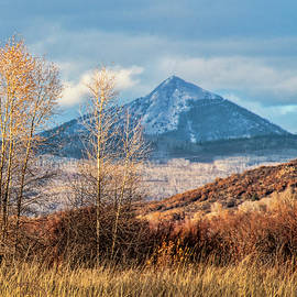 Daniel Hebard - Hahns Peak Sweet Light