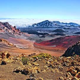 Marcia Colelli - Haleakala Volcano