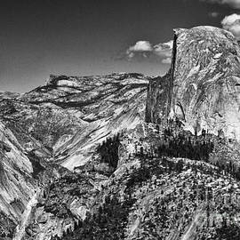 Half Dome  1 by Chris Berry