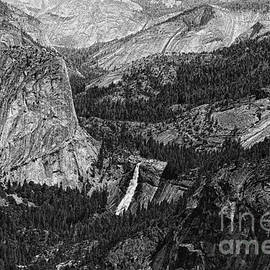 Half Dome  3 by Chris Berry