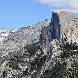 Half Dome At Glacier Point, Yosemite by Brian Tada