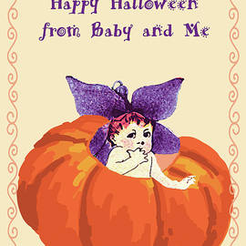 Rosalie Scanlon - Halloween Baby and Me