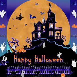 Halloween Haunted House by Michele Avanti