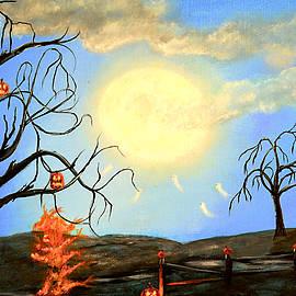 Halloween Night Two by Ken Figurski