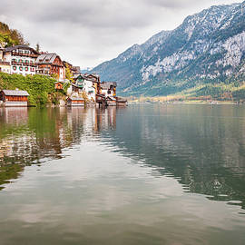 Hallstat by Geoff Smith