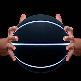 Hands Gripping Basketball - Allan Swart