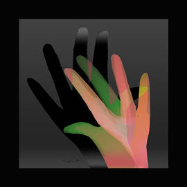 Hands in Pair by Asok Mukhopadhyay