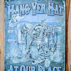 Hang Yer Hat At Our Place by Tatiana Travelways
