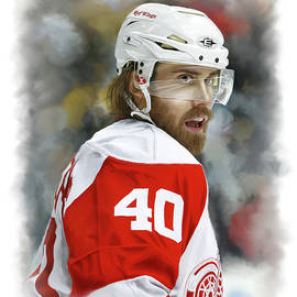 Hank Zetterberg by Don Olea
