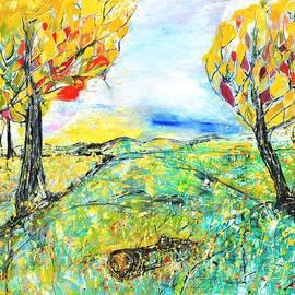 Evelina Popilian - Happy Autumn