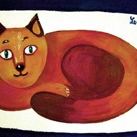 Happy cat. by Lenka Rottova