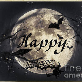 Happy Halloween by Chris Armytage