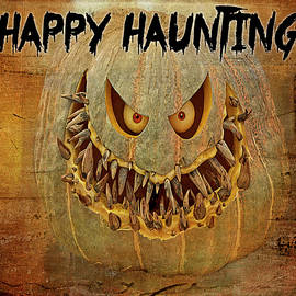 Happy Haunting by Teresa Wilson