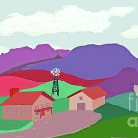 Fred Jinkins - Happy Highland Farm