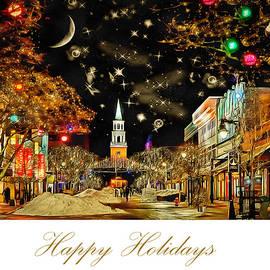 Anthony Caruso - Happy  Holidays