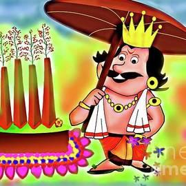 Latha Gokuldas Panicker - Happy Onam