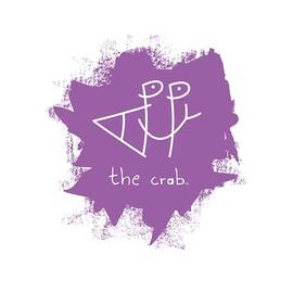 Happy the Crab - purple - Chris N Rohrbach