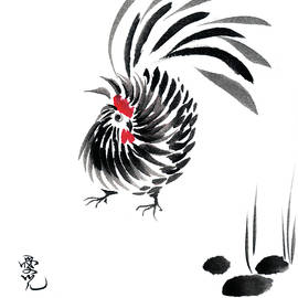 Oiyee At Oystudio - Happy Year of the Rooster