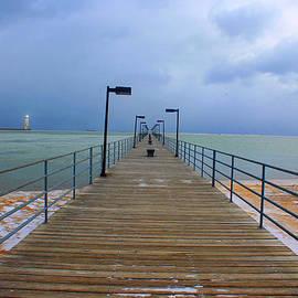 Michael Rucker - Harbor Beach Lighthouse