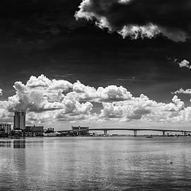 Harbor Bluffs by Marvin Spates