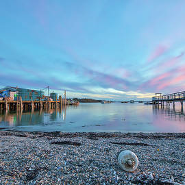 Harbor of Friendship Maine by Juergen Roth